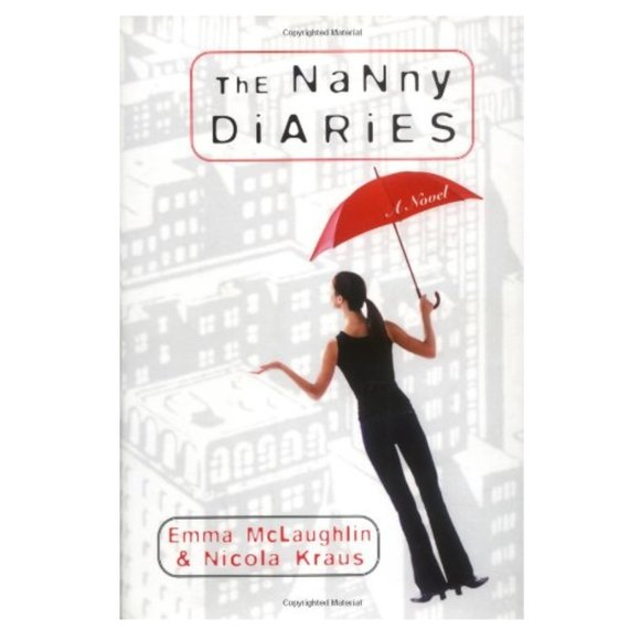 bestseller Other - The Nanny Diaries Hardcover Novel
